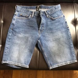 Men's Jean Shorts (Jorts) - Size 29